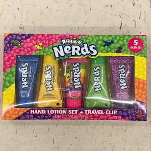 4 Pack Hand Lotion Set - Nerds